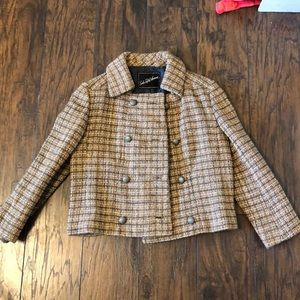 Vintage sacks fifth avenue dress coat